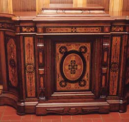 French Wine Cabinet Large